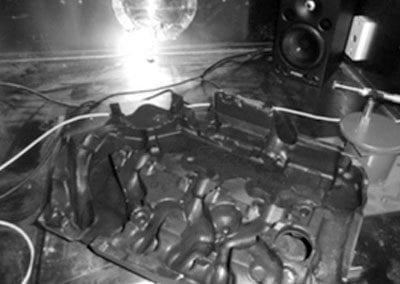 Caracterización acústica de piezas de automoción